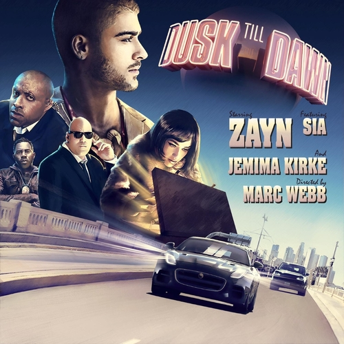 Zayn & Sia – Dusk till dawn