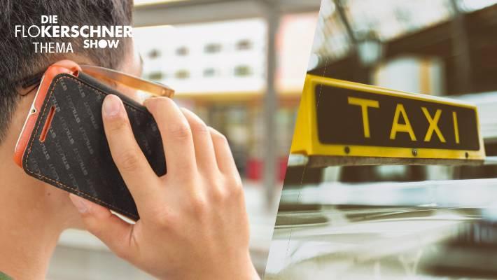 Malter sucht eine neue Telefonansage für die Taxi-Zentrale in Fürth!