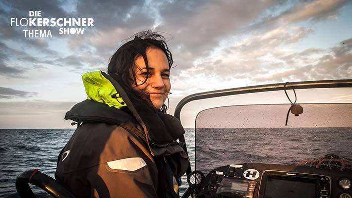 Ariane mitten auf dem Atlantik: Mission Delfine retten