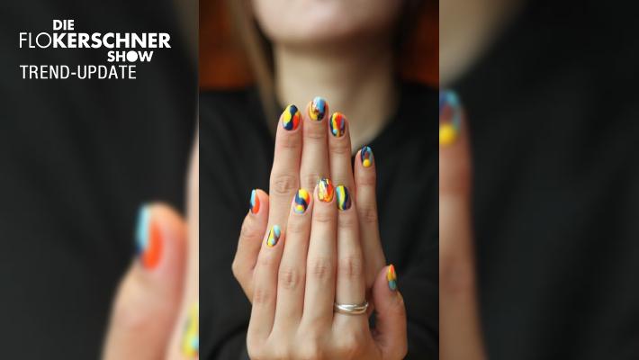 Rainbow Nails - Trend mit Message