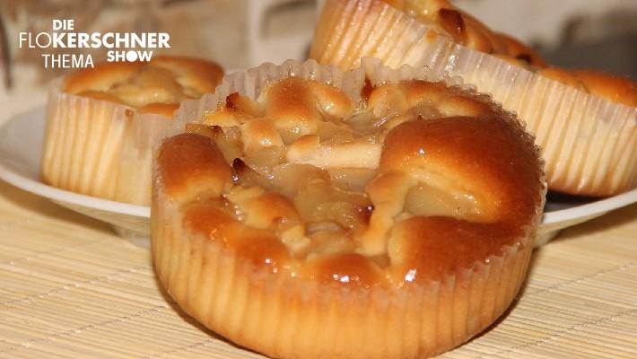 Flo Kerschner Show Food-Inspo:Apfelbrötchen