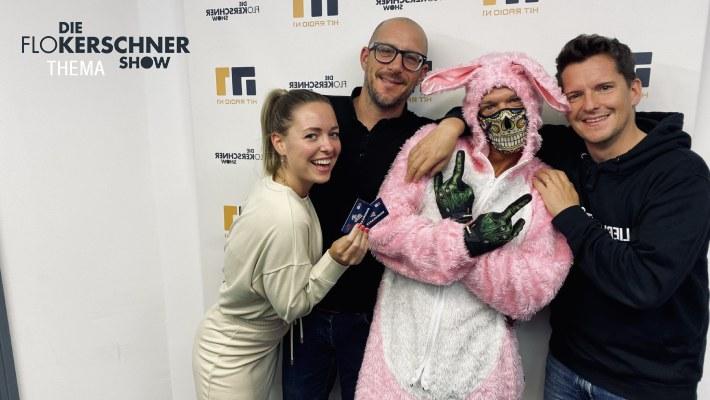 """Die Jagd auf den """"Flo-Kerschner-Show-Ticket-Hasen"""""""