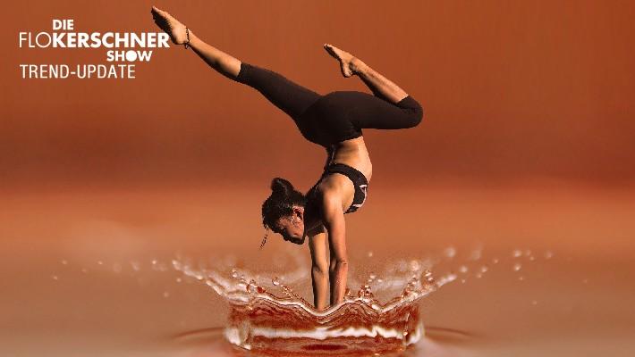 Gin + Yoga = WOW