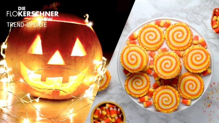 Halloween Rezepte: Schaurige Grusel-Snacks!