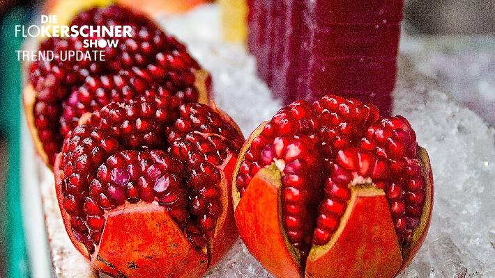 Superfrucht Granatapfel - So entkernt ihr sie richtig!