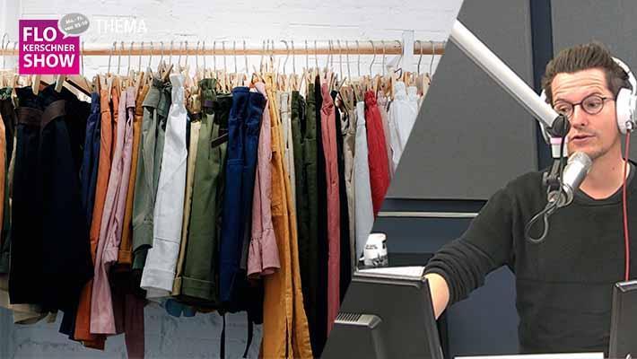 155 qm Kleiderschrank-Wohnung für 5000,- € - Welcher Promi leistet sich das?