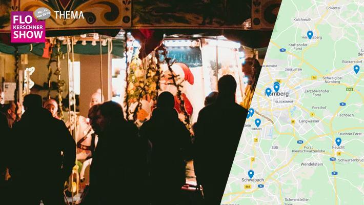 Die Hit Radio N1 Weihnachtsmarkt-Karte!