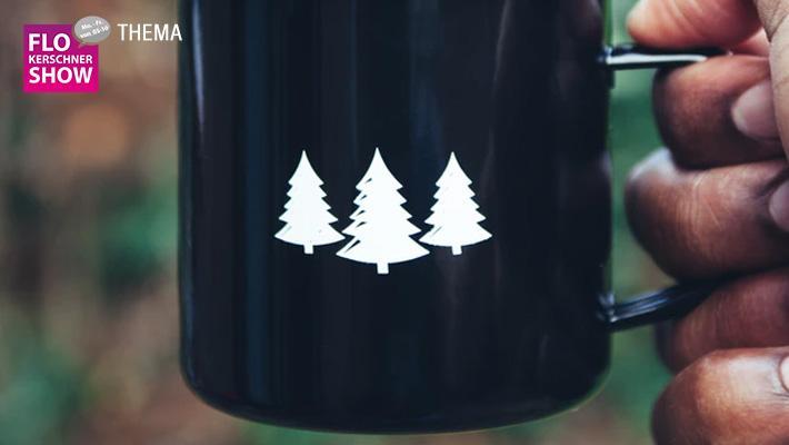 Darf ich mir eine Tasse vom Weihnachtsmarkt mitnehmen?