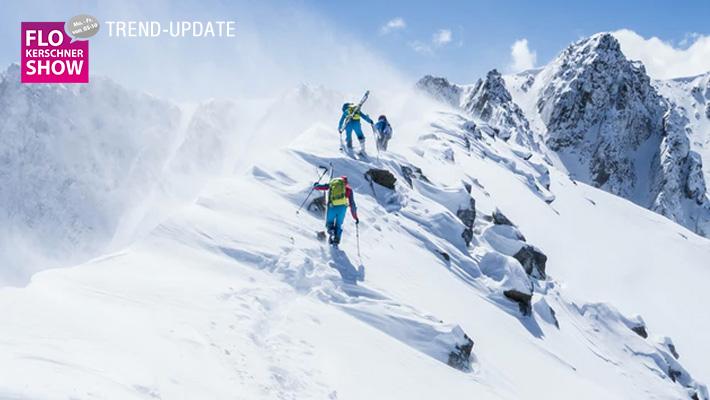 Die Pisten-Trends zum Skifahren