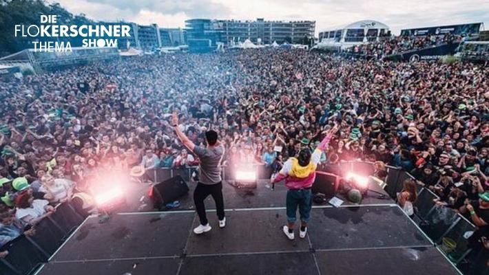 Wie steht es um die Super Sommer Sause und das Latin Airport Festival?