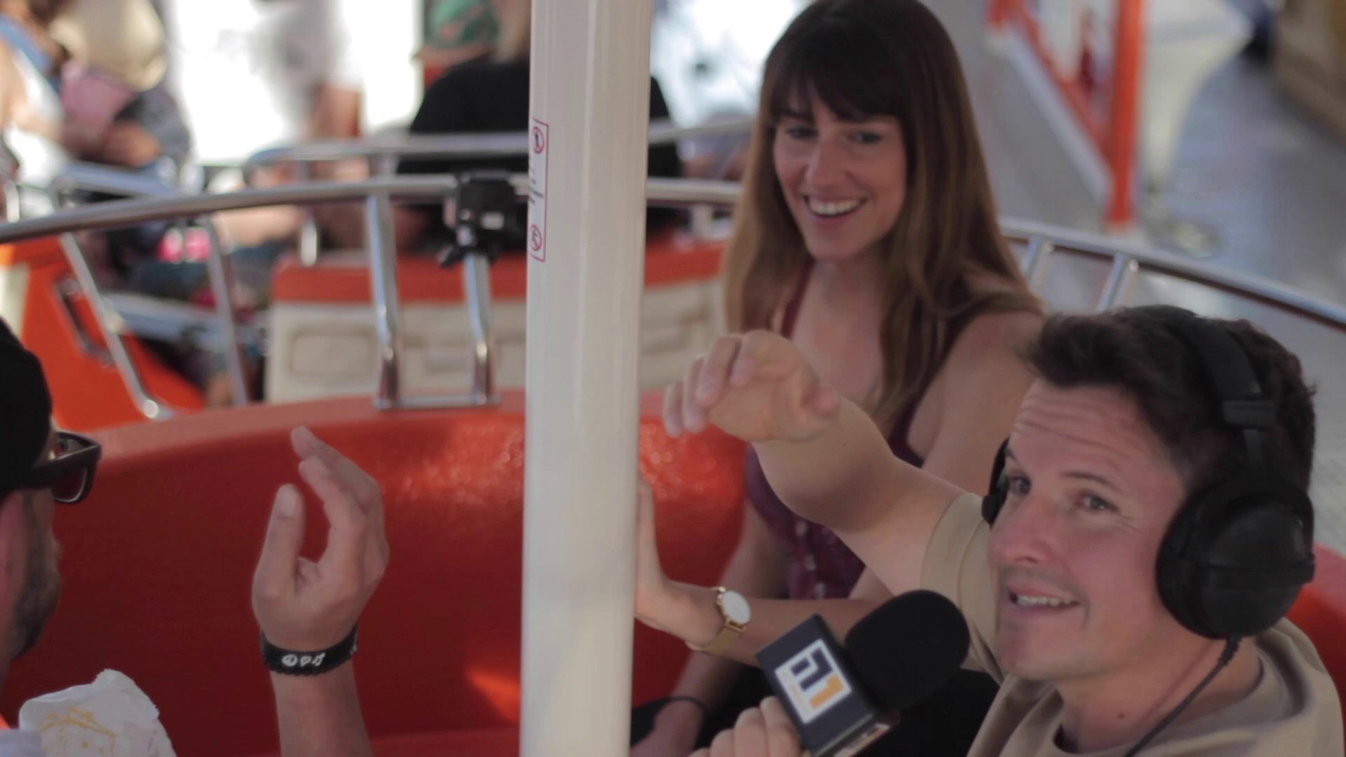 Die Flo Kerschner Show live aus dem Riesenrad