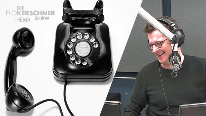 Hörerin ruft beim falschen Sender an - und Flo hilft ihr weiter!