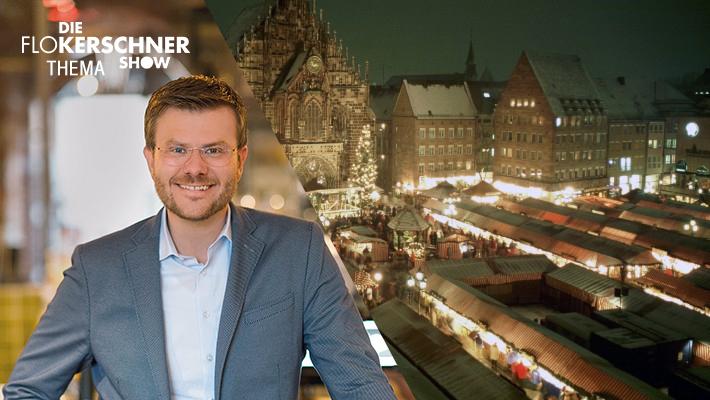 Unser Oberbürgermeister Marcus König zur Absage des Christkindlesmarkts
