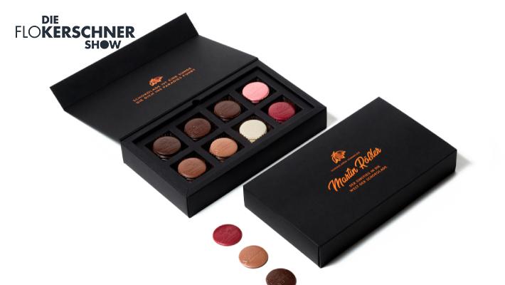 Schokoladen-Tasting mit Schokoladen Sommelier Martin Rößler