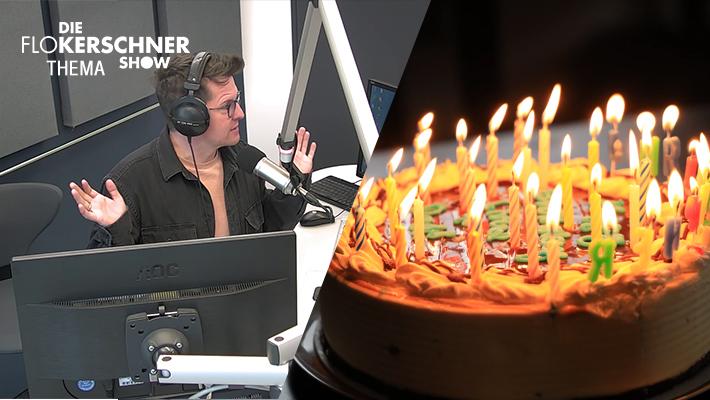 MUSS ich zum Geburtstag etwas für meine Kollegen mitbringen? Wir diskutieren!