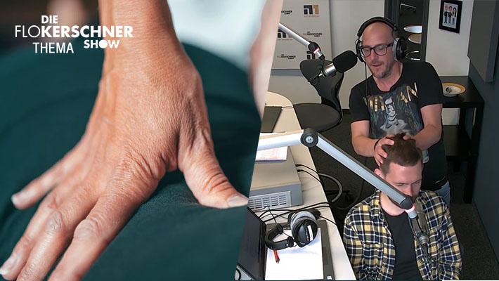 Dippis neue Haki-Massagetechnik - Der Selbsttest an Marvin