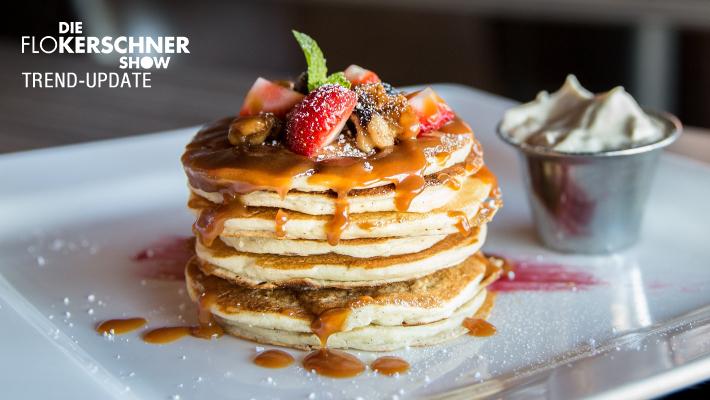 So pimpt ihr euer Frühstück - Bananen Mini Pancakes