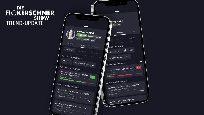 Was genau steckt eigentlich hinter den Politikern - diese App weiß es!!