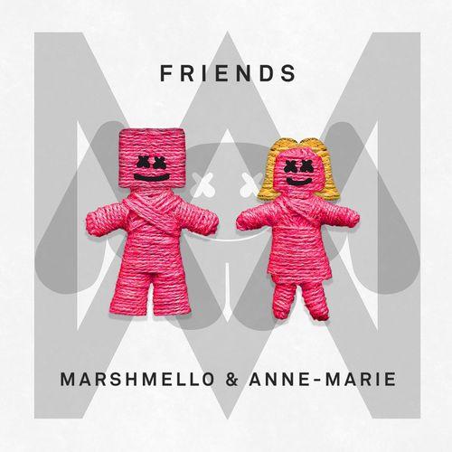 Marshmello ::: Friends
