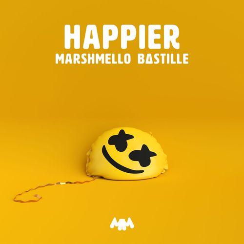 Marshmello Feat. Bastille ::: Happier