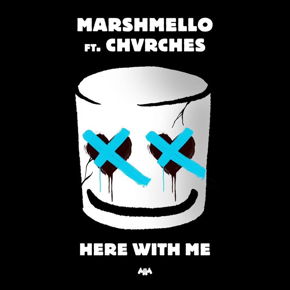 Marshmello ::: Here with me