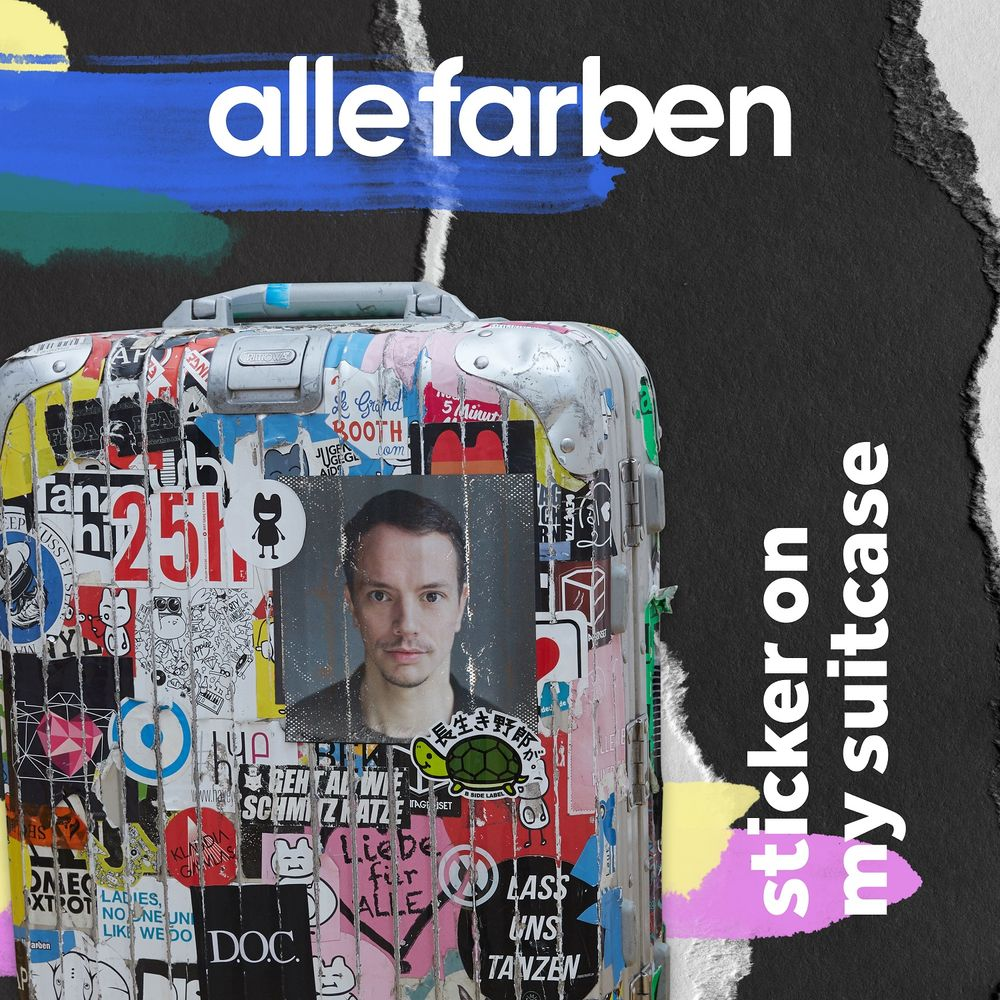 Alle Farben ::: Different for us