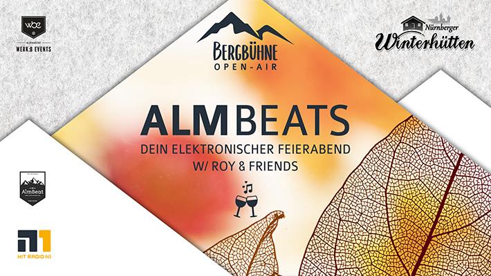 ALMBEATS - Dein elektronischer Feierabend