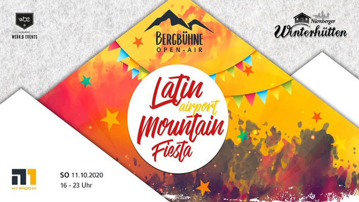 LATIN AIRPORT MOUNTAIN FIESTA