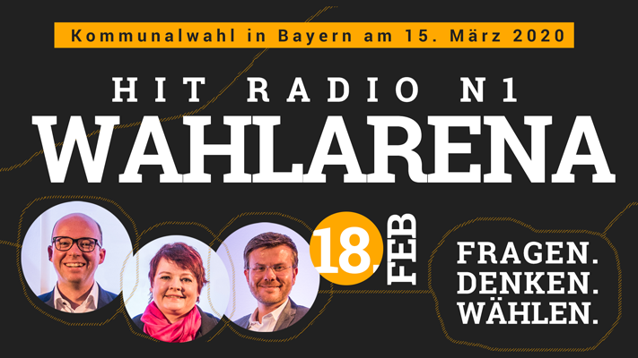 Die Hit Radio N1 Wahlarena