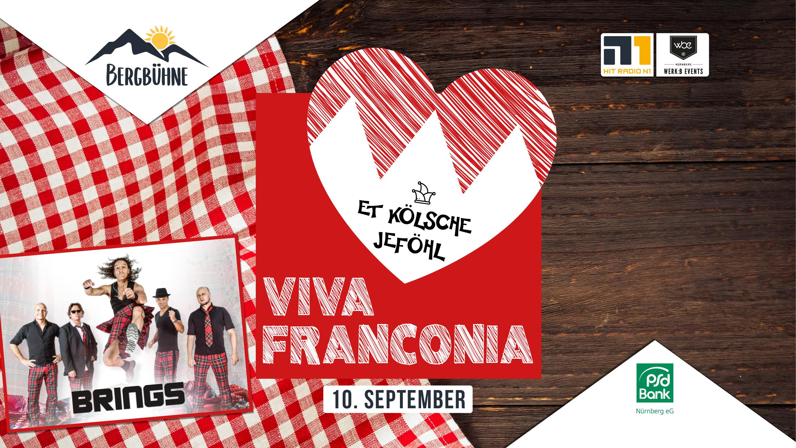 Viva Franconia! - Et Kölsche Jeföhl