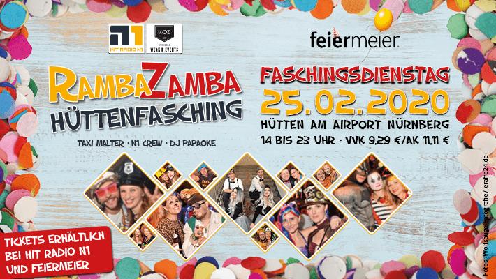 Ramba Zamba Hüttenfasching
