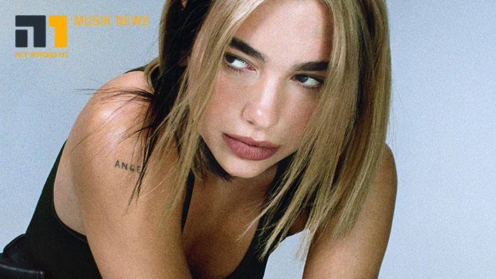 """Dua Lipa : Rekord auf """"Spotify"""""""