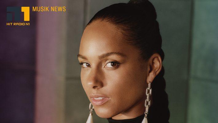 Alicia Keys: Ein Lächeln für ihre Fans