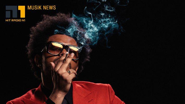 US-Charts: Neuer Rekord für THE WEEKND