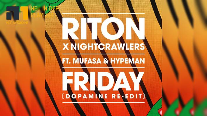 Riton - Friday