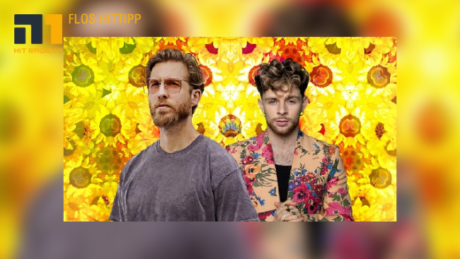 Calvin Harris & Tom Grennan – By your side