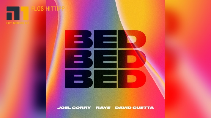 Joel Corry, Raye & David Guetta – Bed