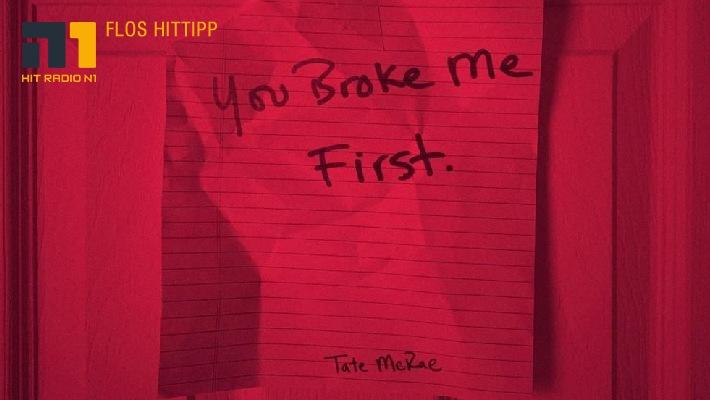 Tate McRae mit ihrer persönlichen Message!