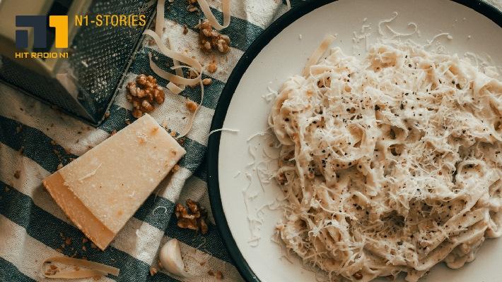 Ganz easy: Veganer Parmesan