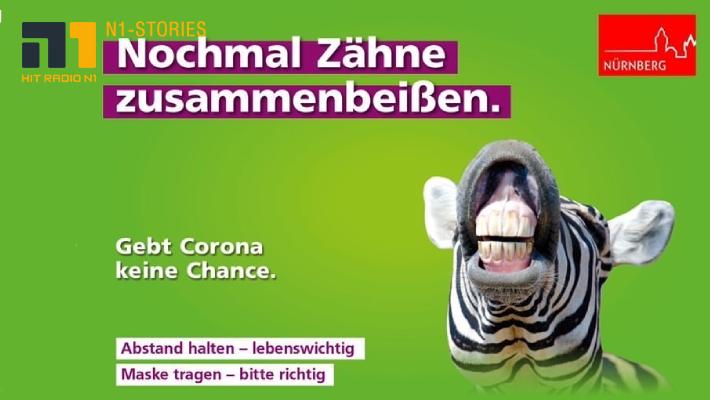 Nürnberg ist kunterbunt - Das steckt hinter den Plakaten