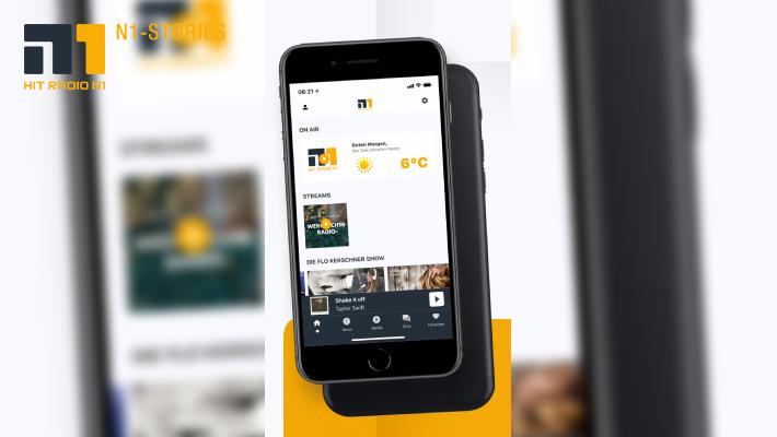 ENDLICH! Die neue Hit Radio N1 App ist da!
