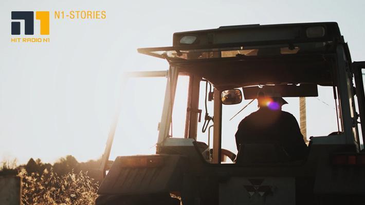 Hier fahren die Traktoren heute bei der Bauern-Demo in Nürnberg