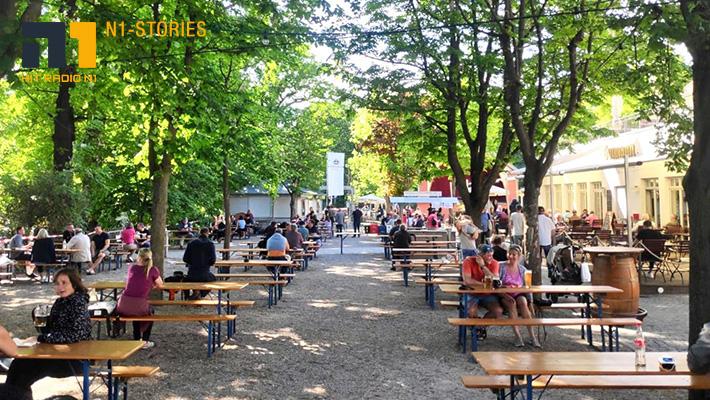 Die 10 schönsten Biergärten in der Metropolregion