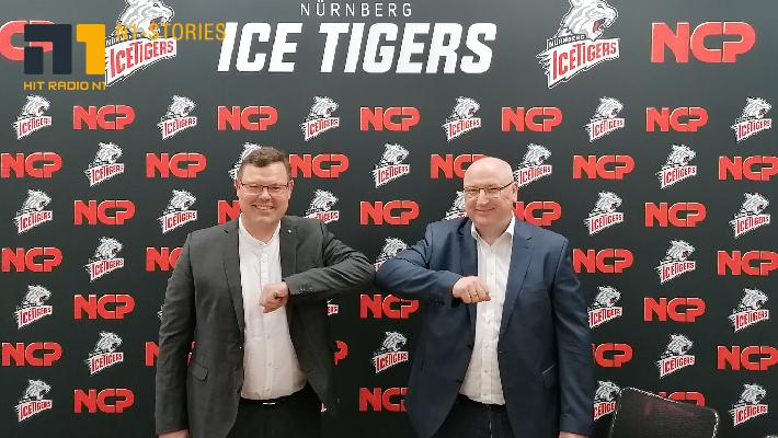 Neuer Trainer für die Nürnberg Ice Tigers