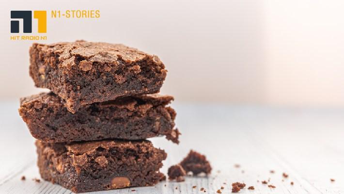 Achtung: Suchtgefahr - Vegane Schoko-Brownies