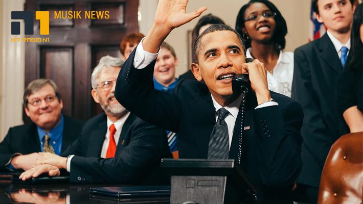 Obamas Playlist 2020