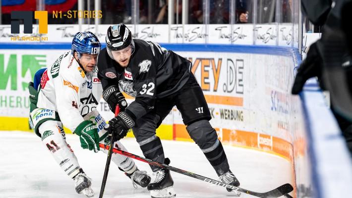 Saisonstart am 17. Dezember für die Nürnberg Ice Tigers