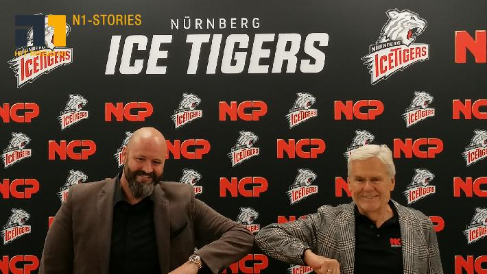 NCP wird Ice Tigers Hauptsponsor