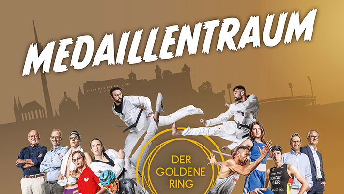 Medaillentraum – Der Podcast mit Nürnbergs Olympia-Hoffnungen